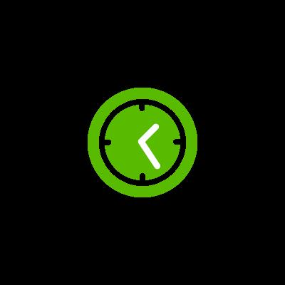 Icono de empresa ágil, rápida y con recursos de adaptación a las necesidades en merchandising